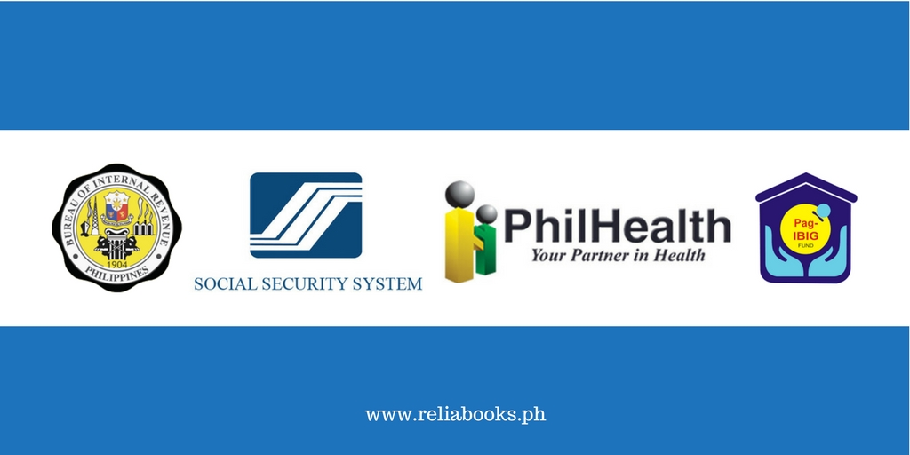 How to Register New Employee to BIR, SSS, PhilHealth, and Pag-ibig? - ReliaBooks