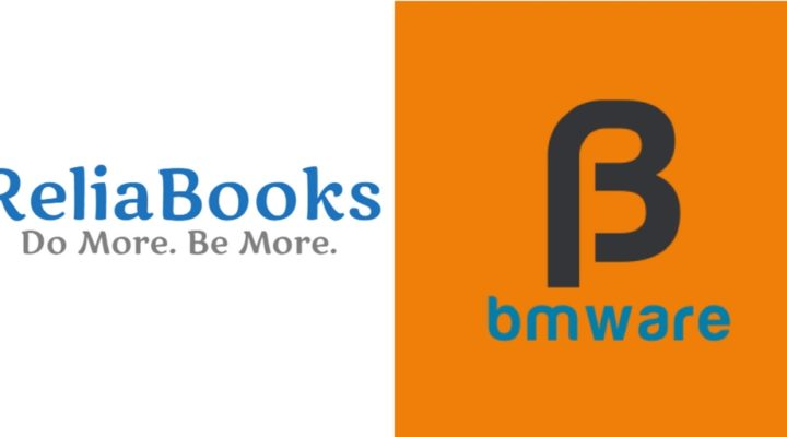 Reliabooks and BMWare Partnership