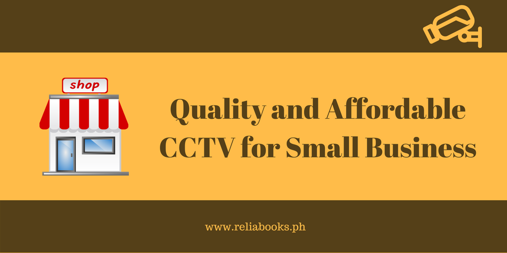 Affordable CCTV for Small Business