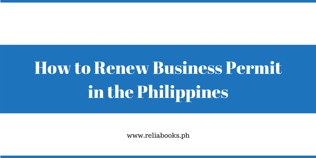 Renew Business Permit in the Philippines