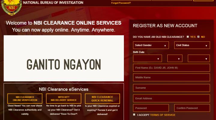 NBI Clearance
